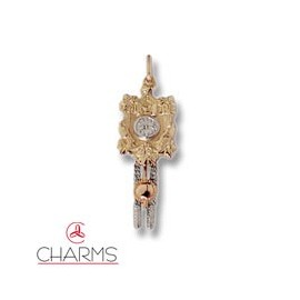 Pendente Charms Orologio